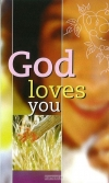 Productafbeelding Traktaat God loves you  s25