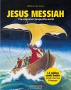 Productafbeelding Jesus Messiah stripboek ENGLISH