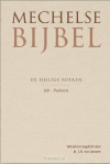 Productafbeelding Mechelse Bijbel: Job - Psalmen